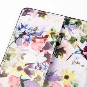 Paper Destiny Accessories - Paper Destiny Hustle Bloom Passport Holder